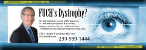 Fuch's Dystrophy | Gorovoy MD Eye Specialists